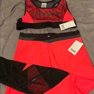 Sport bra & leggings 2 set